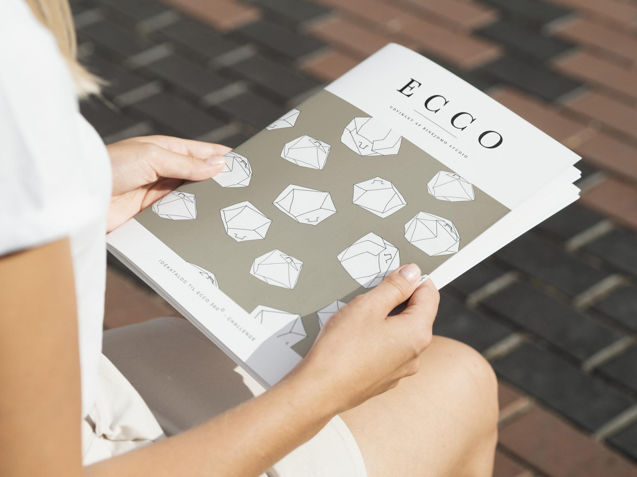 BineJoMo Studio - indretning - design - ECCO - Bine
