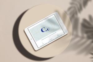 BineJoMo Logo Visuel Design Grafisk Ipad kopi