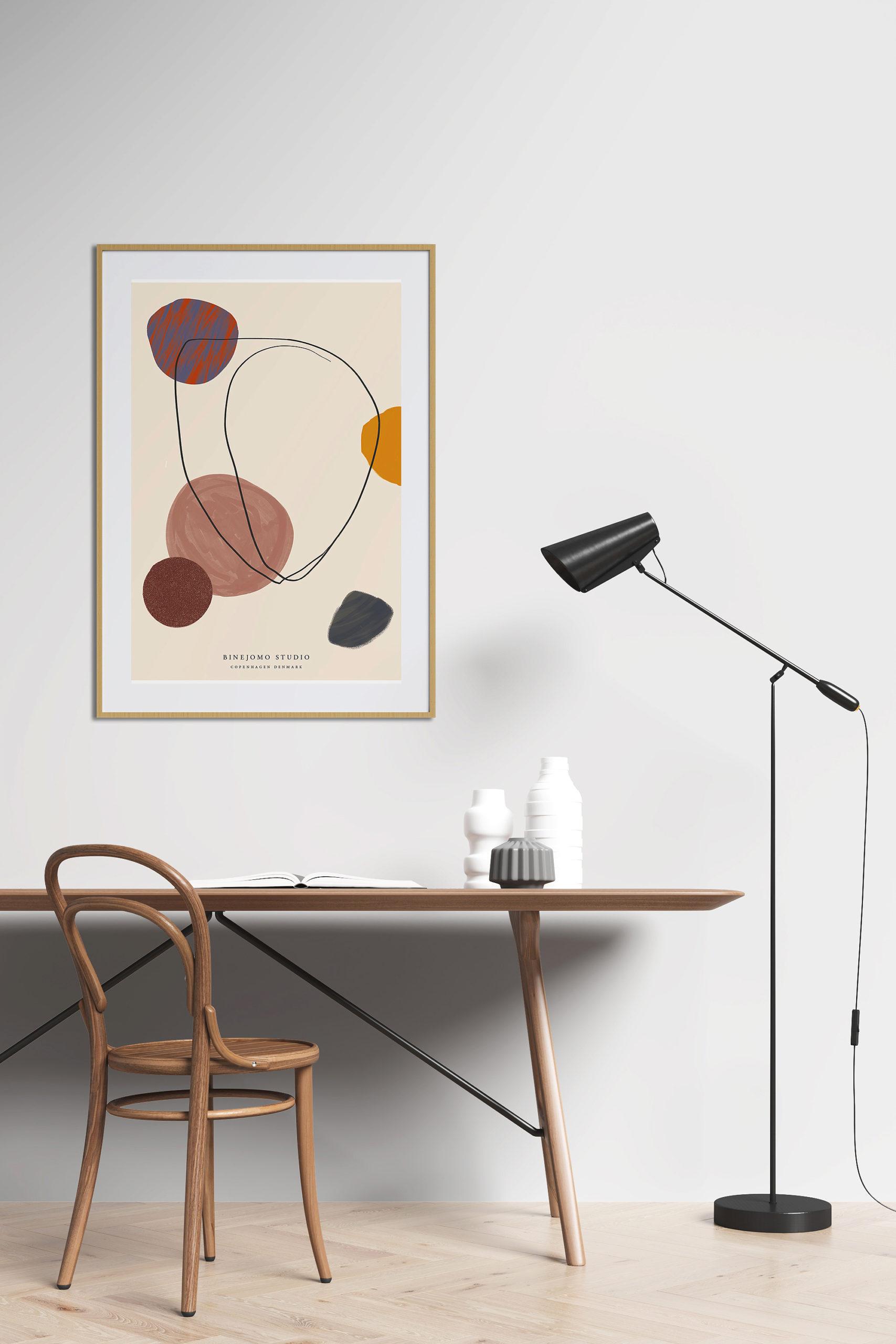 BineJoMo Studio Poster art 1